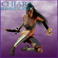 Chiara- Elemental Spirit Clothing chasfh