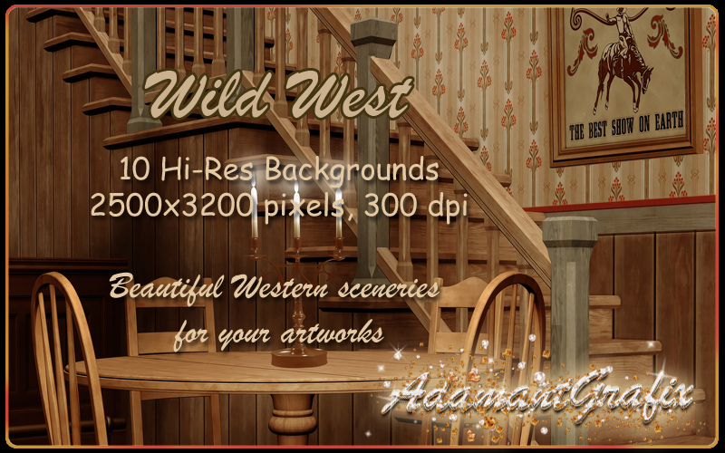 Wild West Backgrounds