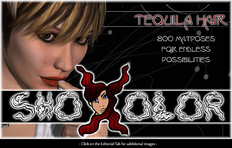 ShoXoloR for Tequila Hair