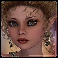 SV7 Belle Characters Software Seven