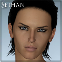 Sethan for M4/H4 3D Models 3D Figure Assets Lajsis