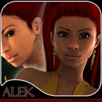 Alek 3D Models 3D Figure Essentials reciecup