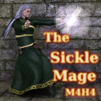 The Sickle Mage M4H4 Clothing SickleYield
