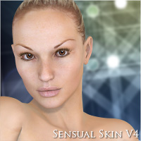 Sensual Skin - Merchant Resource for V4 3D Figure Essentials Merchant Resources Raiya