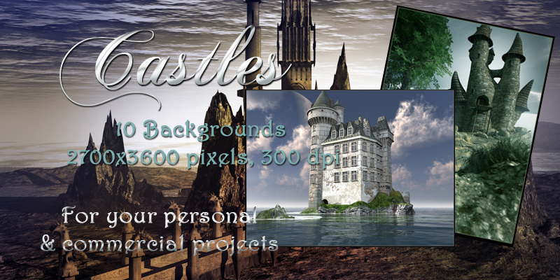 Castles Backgrounds