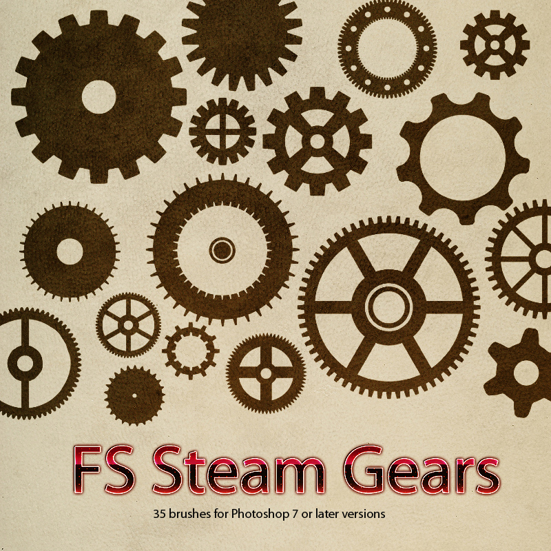 FS Steam Gears