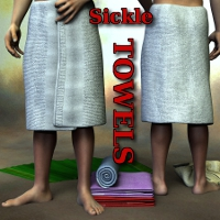 Sickle Towels M4H4 by SickleYield