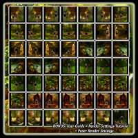 Fantasy Forest Collection- Poses And Backdrops image 4