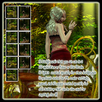 Fantasy Forest Collection- Poses And Backdrops image 5