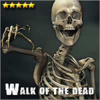 Walk of the Dead Poses/Expressions Themed Software ile-avalon