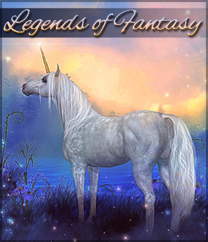 Legends of Fantasy 2D Graphics Sveva