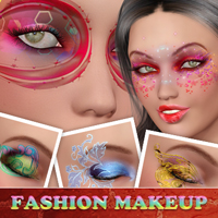 Fashion Makeup 2D And/Or Merchant Resources Atenais
