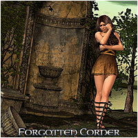 Forgotten Corner Props/Scenes/Architecture Themed RPublishing