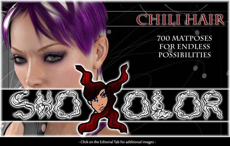 ShoXoloR for Chili Hair