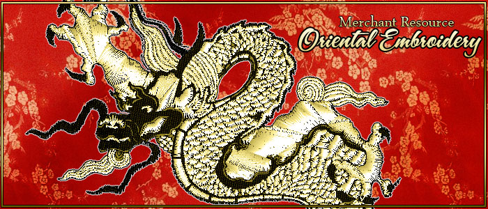 Oriental Embroidery