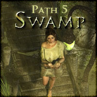 Path 5 - Swamp 2D Software 3D Models vikike176
