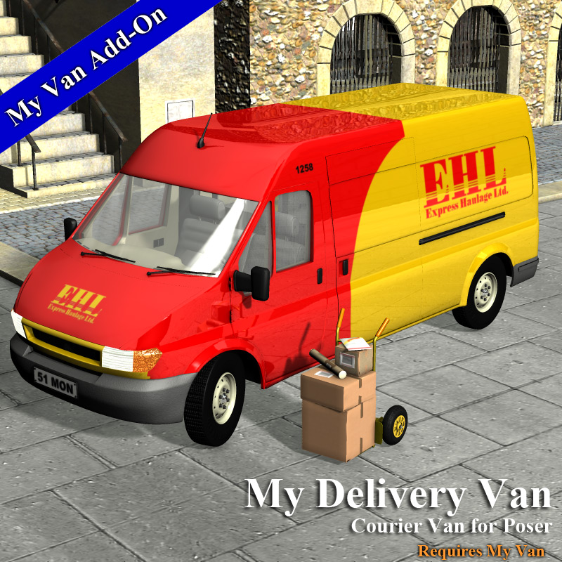 My Delivery Van