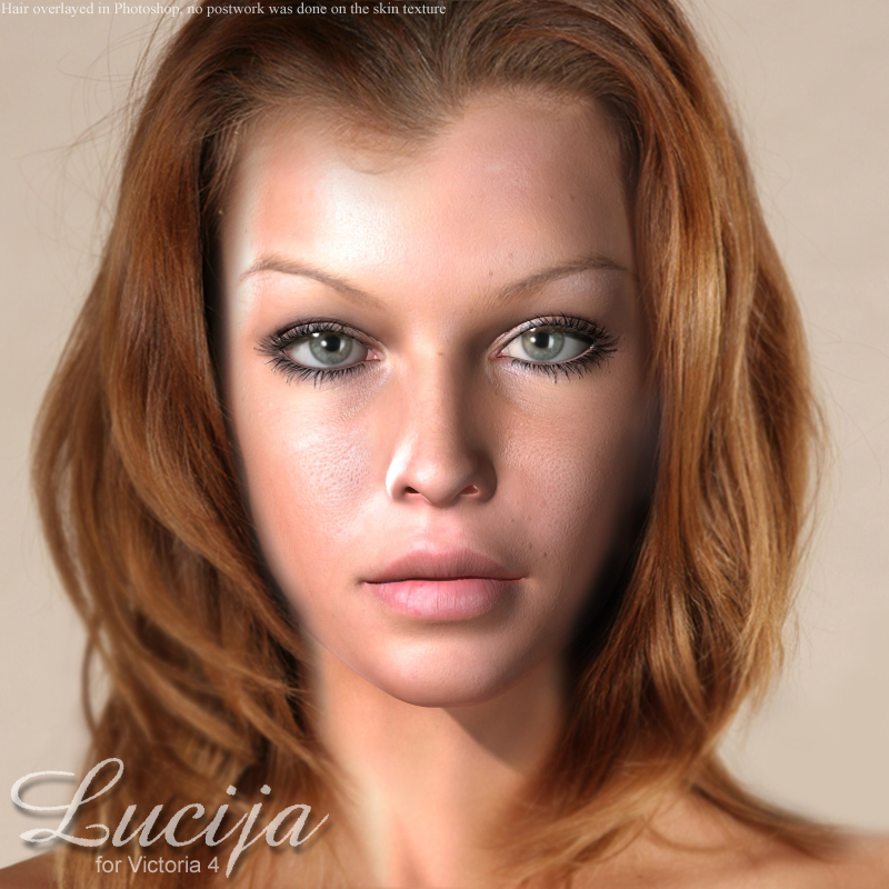 Lucija for V4 by adamthwaites