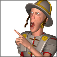 Story Book Character - Old Guard 3D Models PhilC