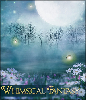 Whimsical Fantasy 2D Graphics Sveva