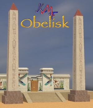 KMT Obelisk by 3DFineries