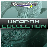 Powerages Weapon Collection 3D Models powerage