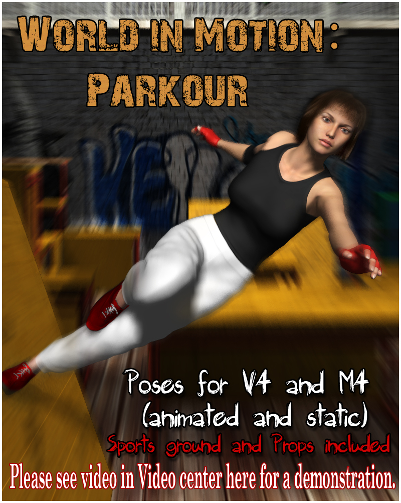 World in motion- Parkour