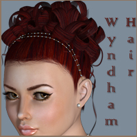 Wyndham Hair 3D Figure Essentials nikisatez