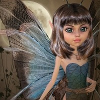 Meadow Pixie for Mavka 3D Figure Essentials 3D Models HandspanStudios