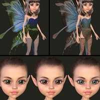 Meadow Pixie for Mavka image 3