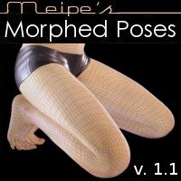 Meipes morphed poses by meipe