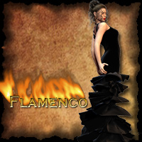 AW Flamenco 3D Figure Essentials awycoff
