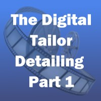 The Digital Tailor Detailing Part 1 (Hems, Buttons and Seams) image 2