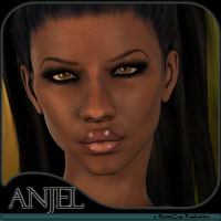 Anjel 3D Figure Essentials 3D Models reciecup