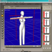 Clothing Designer: Basic Clothing Software PhilC