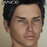 Lance for M4-H4 3D Figure Essentials 3D Models Lajsis