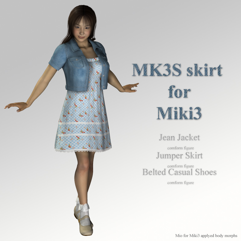 MK3S skirt for Miki3