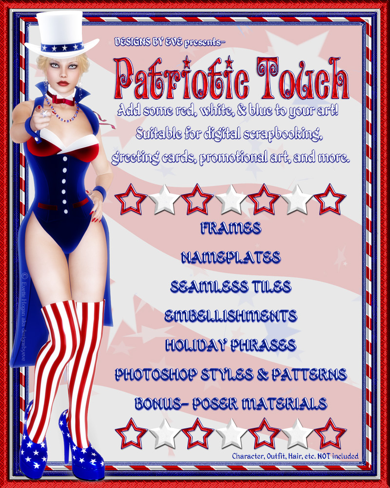 DbE-Patriotic Touch
