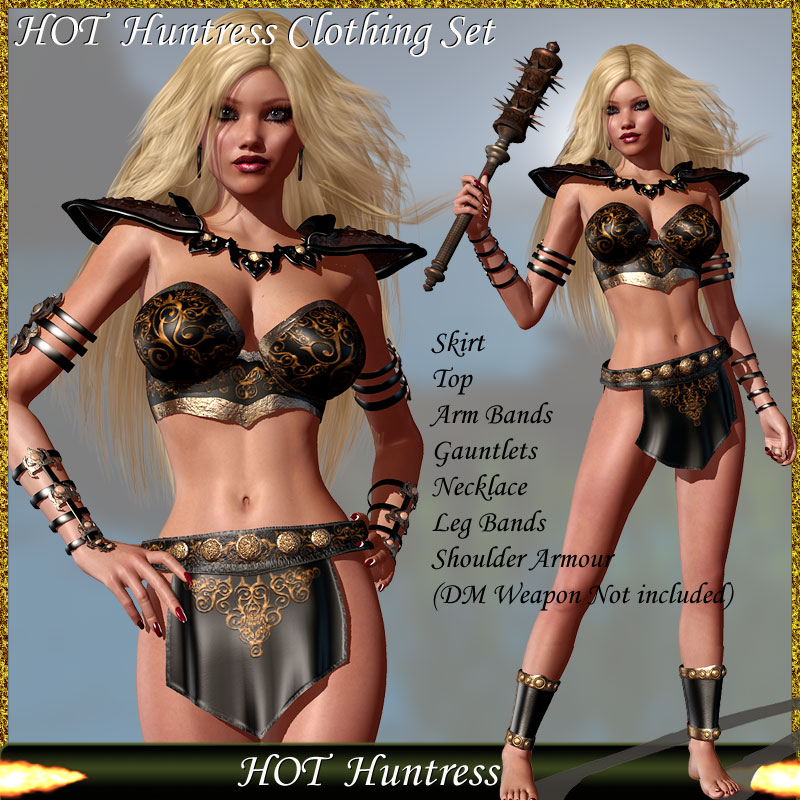 HOT Huntress