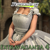 Extravaganza IV 3D Figure Assets Legacy Discounted Content powerage