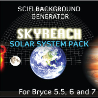 Skyreach for Bryce 3D Models Razor42