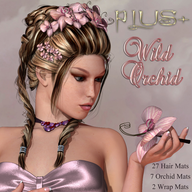 PLUS for Wild Orchid Hair