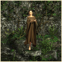 Standing Place 3-Cavern 3D Models Software vikike176