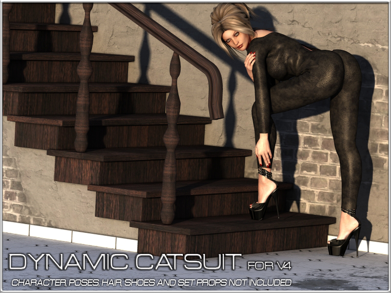 Dynamic Catsuit
