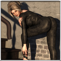 Dynamic Catsuit Clothing vyktohria