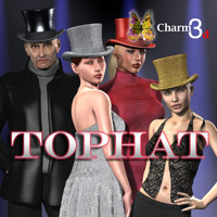TopHat 3D Figure Essentials AVANZ