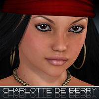 Charlotte De Berry 3D Figure Essentials Freja