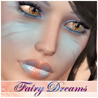 Fairy Dreams 2D Atenais