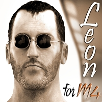 Leon_for_M4 by odnajdy