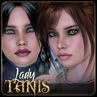 Sabby-Lady Tanis by Seven